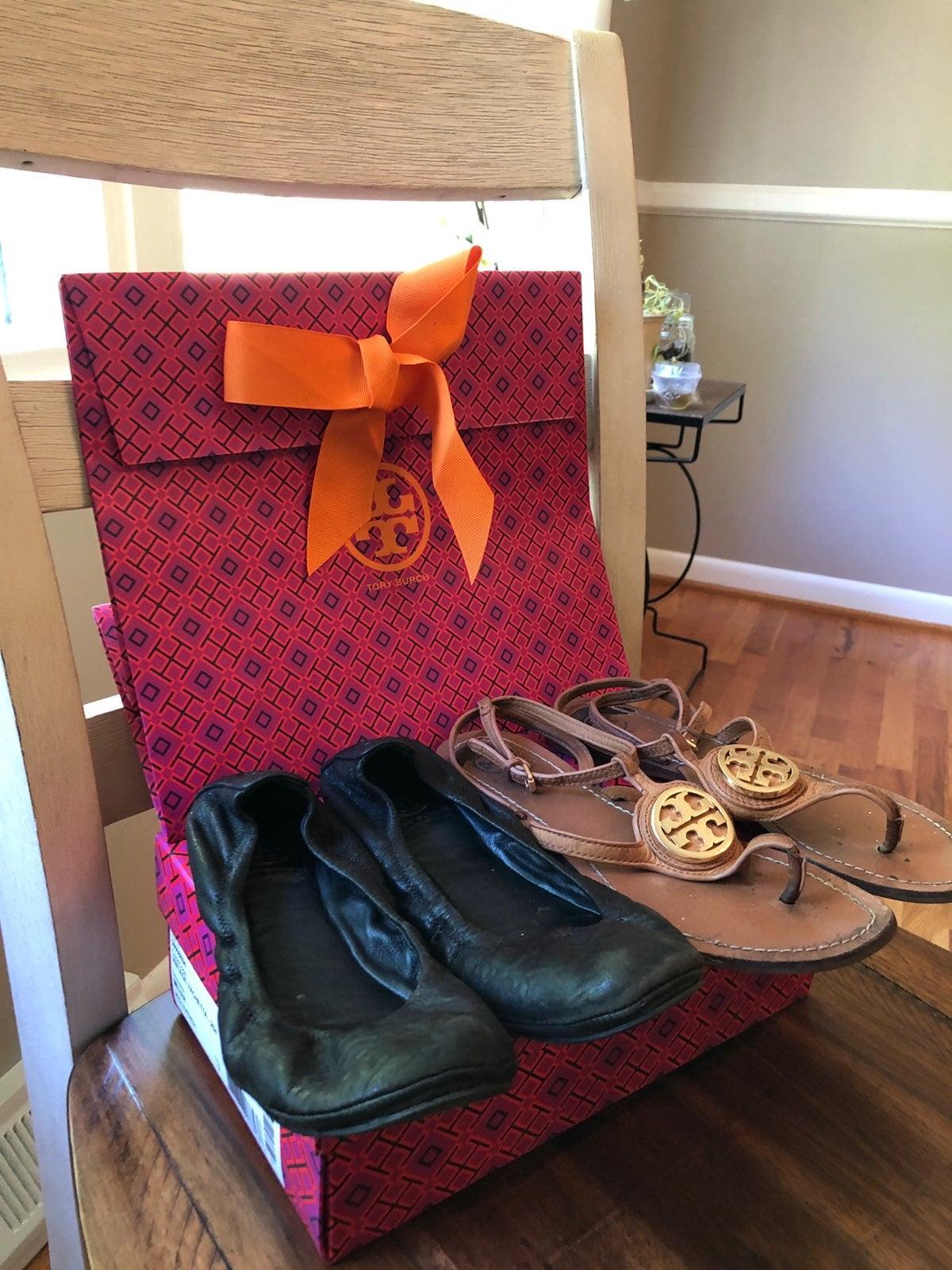 Tory Burch Shoes 2 pair
