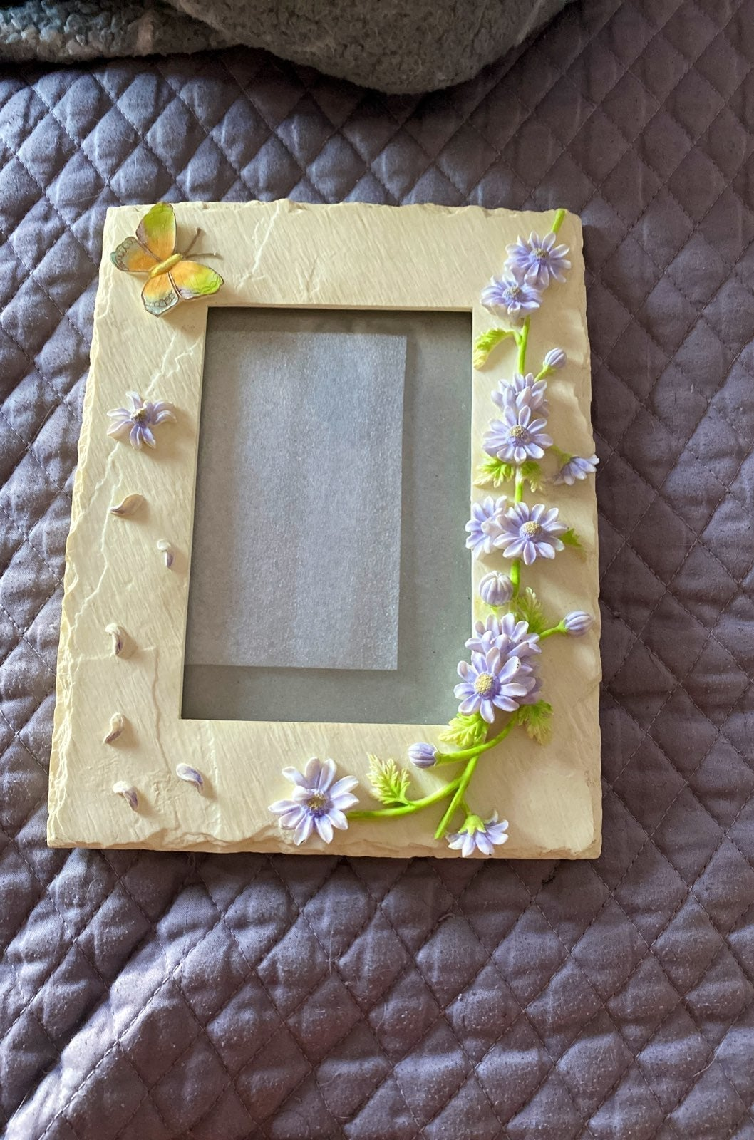 3.5 x 5.5 Butterfly Picture Frame