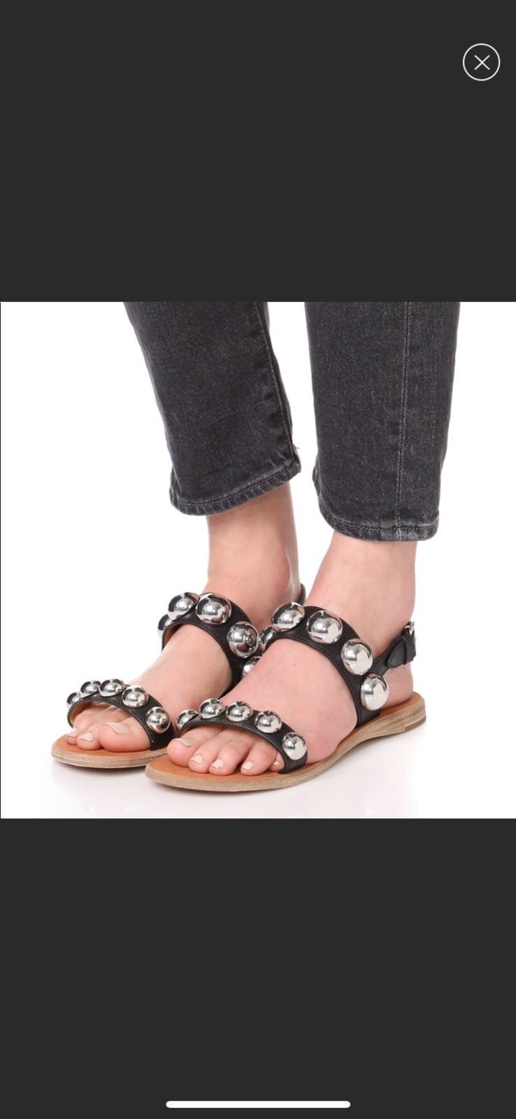 Brand New Marc Jacobs Sandals Retail$325
