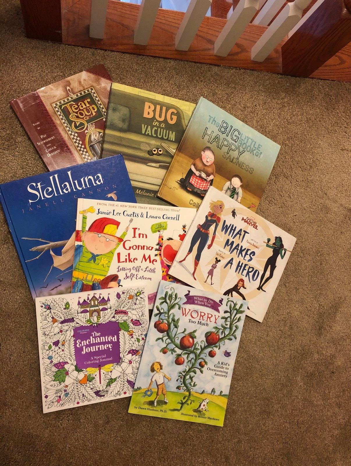 Social Emotional Learning Book Bundle