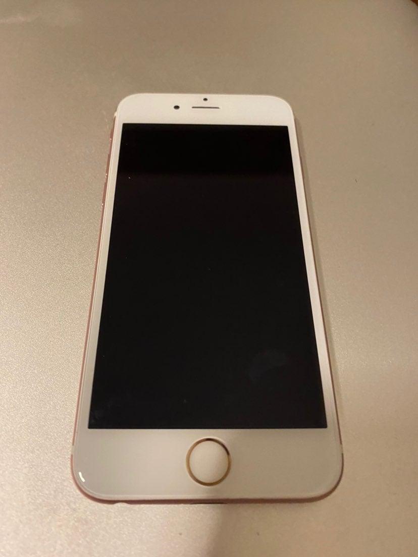 iPhone 6s Rose Gold 64GB Fully Unlocked