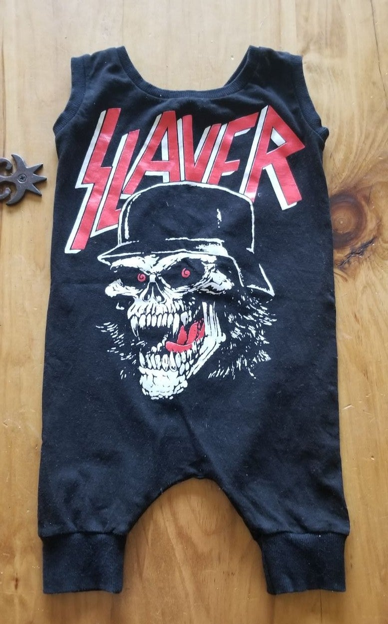 Oh Ziggy! Slayer romper