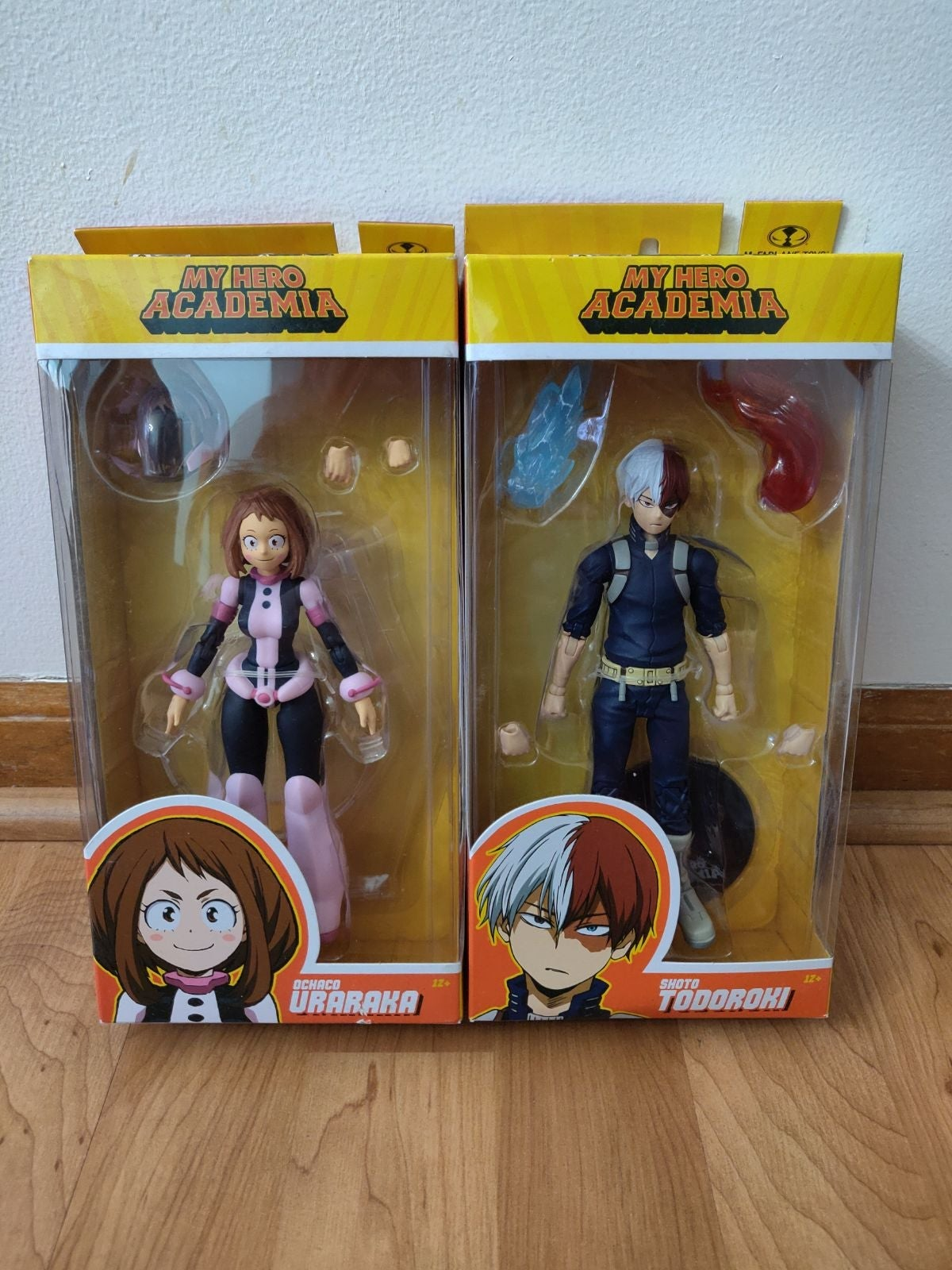 Mcfarlane My Hero Academia Two Pack NEW