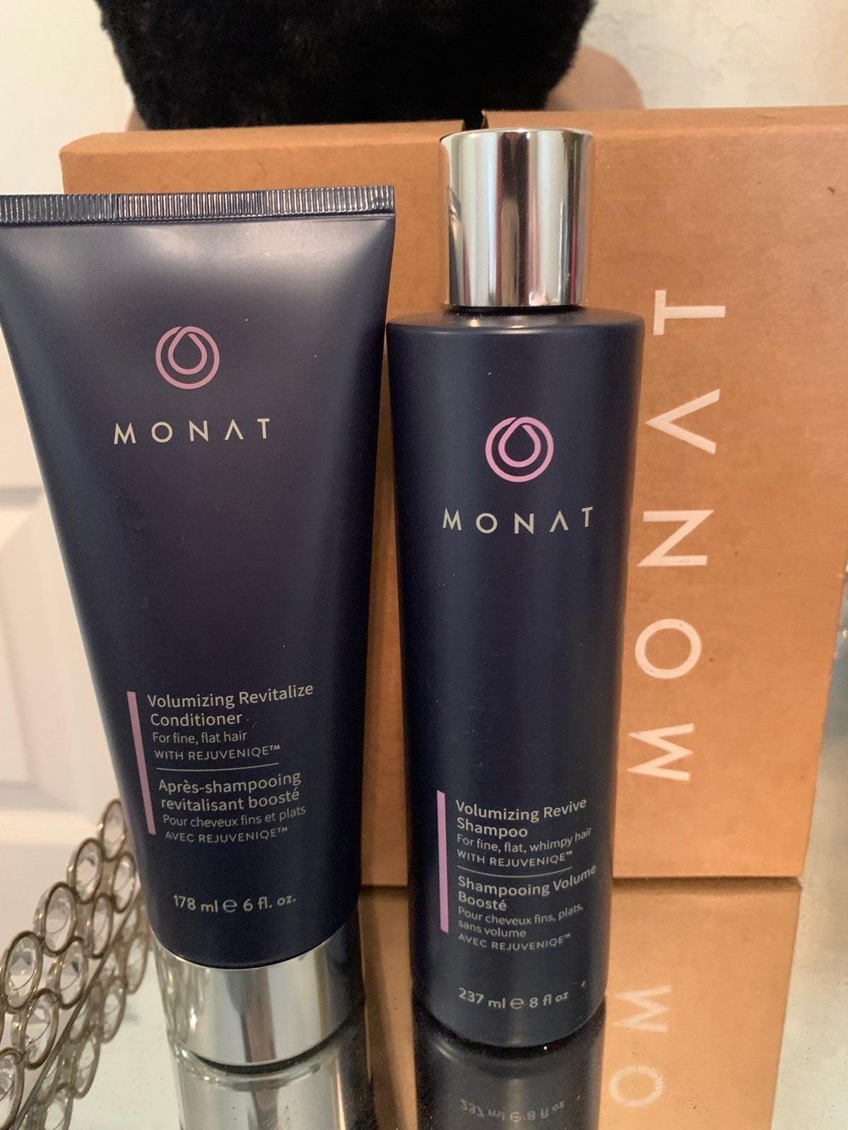 Monat Volumizing Shampoo/Conditioner