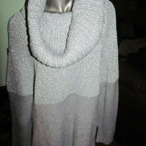 Michael Kors Detachable Neck Sweater XL