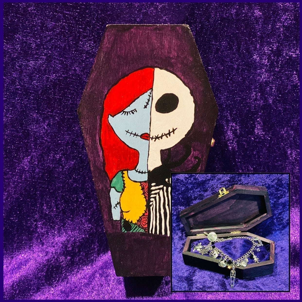 Nightmare before christmas Jewlery Box