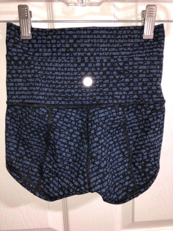 Lululemon compression shorts