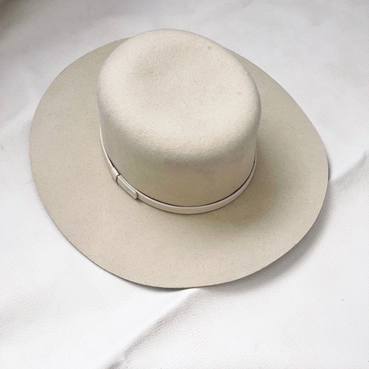 Urban Outfitters Brighton Boater Hat