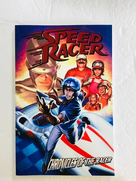 Speed Racer: Chronicles of the Racer TPB