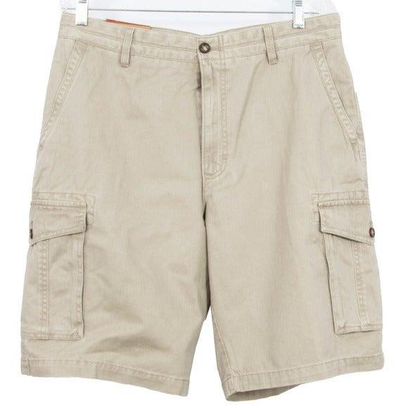 IZOD Cargo Shorts Size 34 #28946
