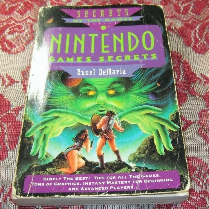 2 X Secrets of the Game: Nintendo Games