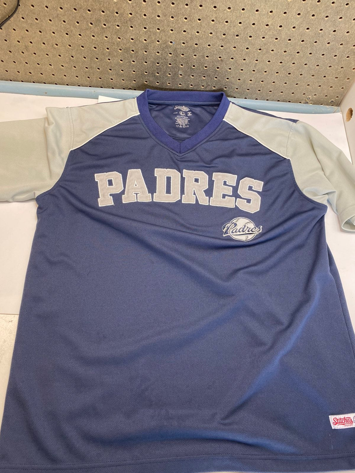 San Diego Padres Stiches Jersey
