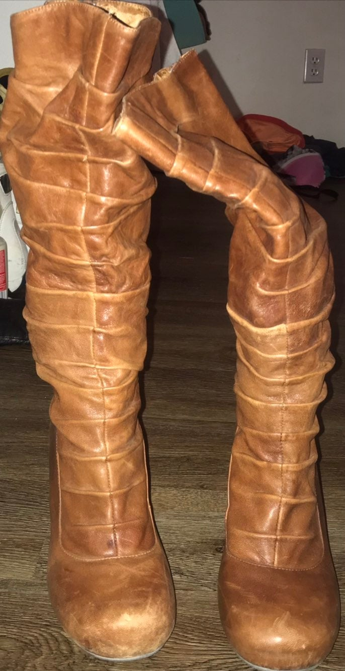 Miz mooz jazmine boots size 8.5