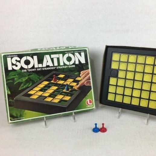 Vintage 1978 Lakeside's ISOLATION Game
