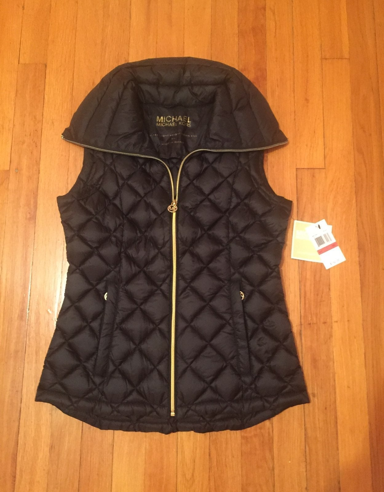 Michael Kors Womens Vest