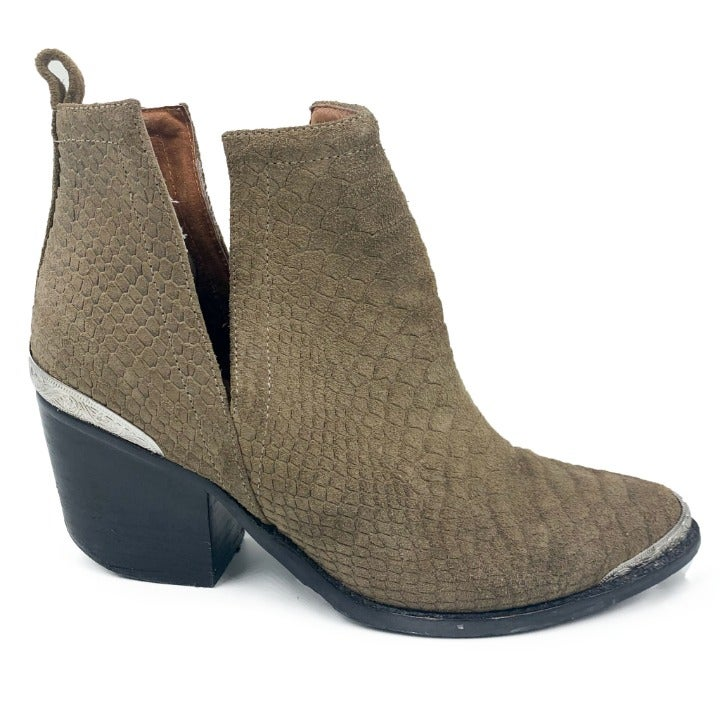 Jeffrey Campbell Cromwell Ankle Boots