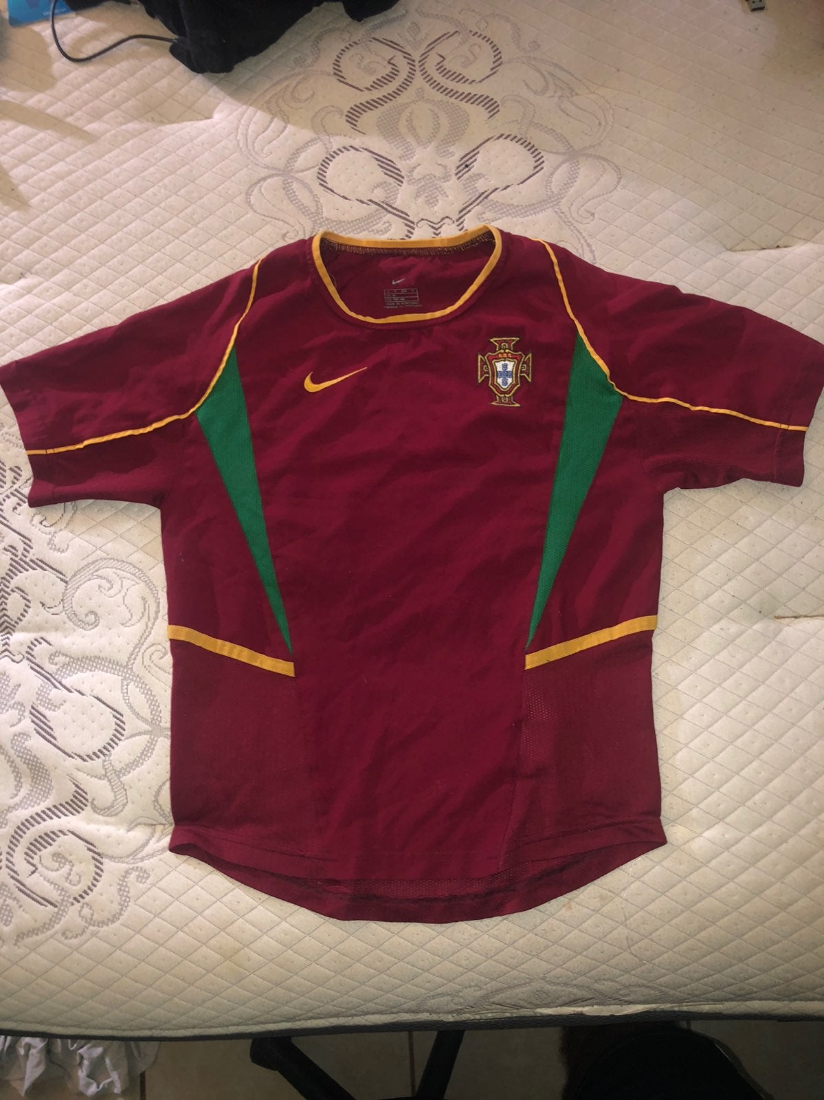 Portugal National Team Jersey