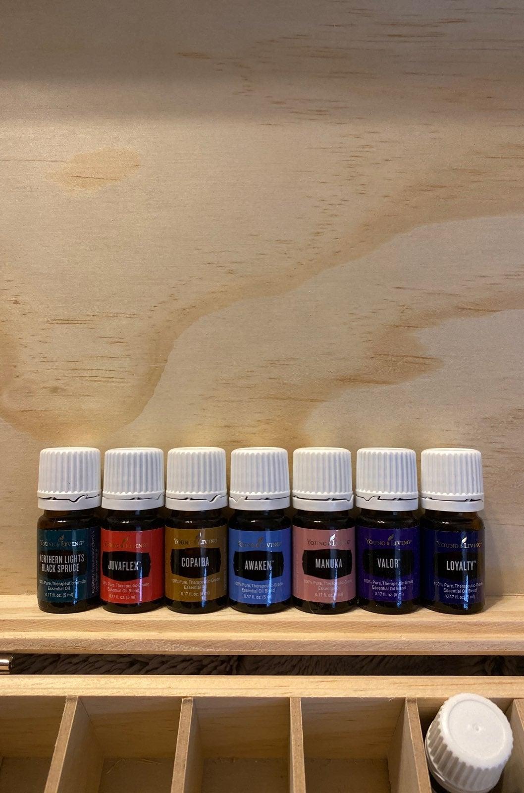 YL essential oils bundle