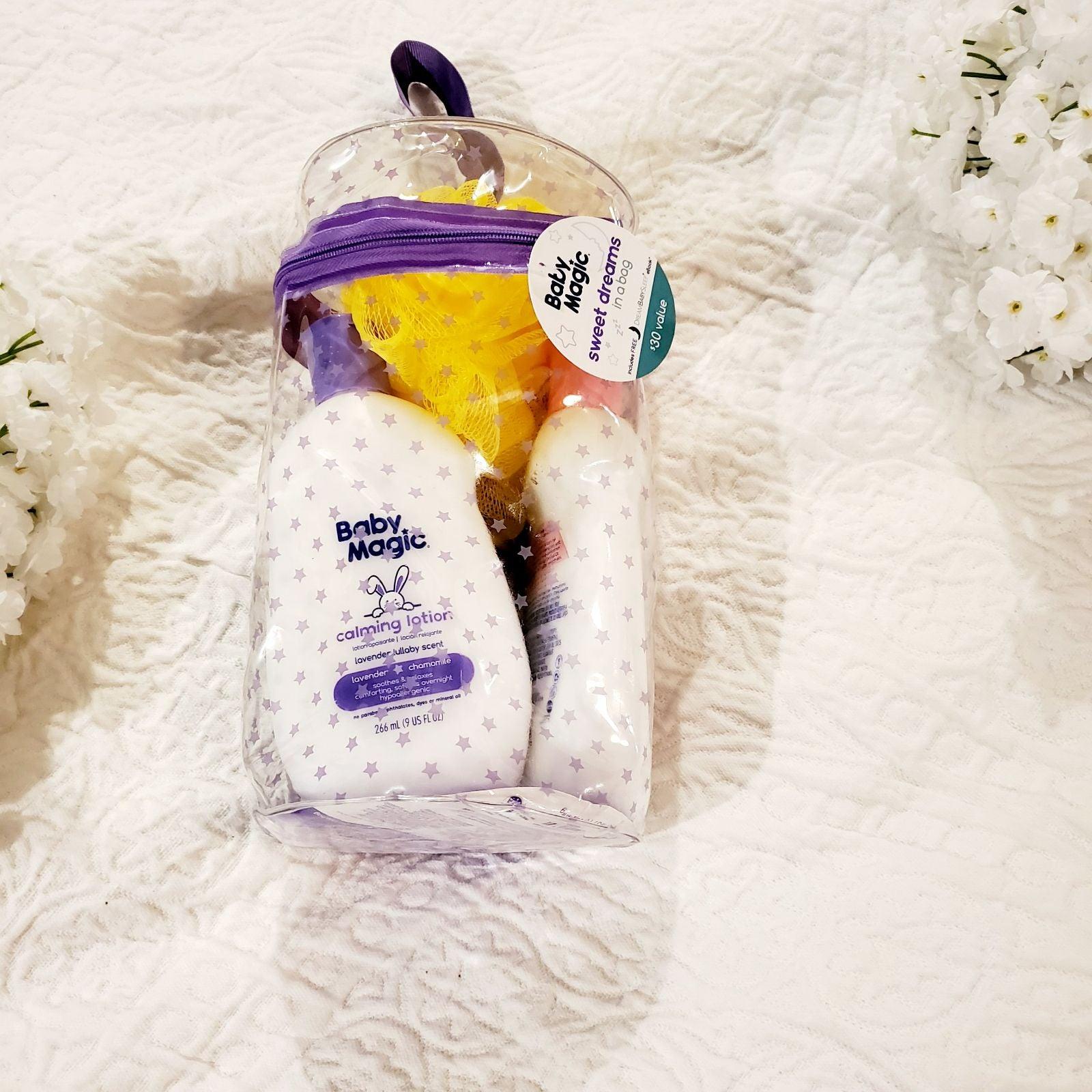 NWT Baby Magic Bath Gift Set
