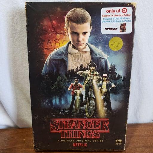 Stranger Things Blu Ray Season 1 Sealed