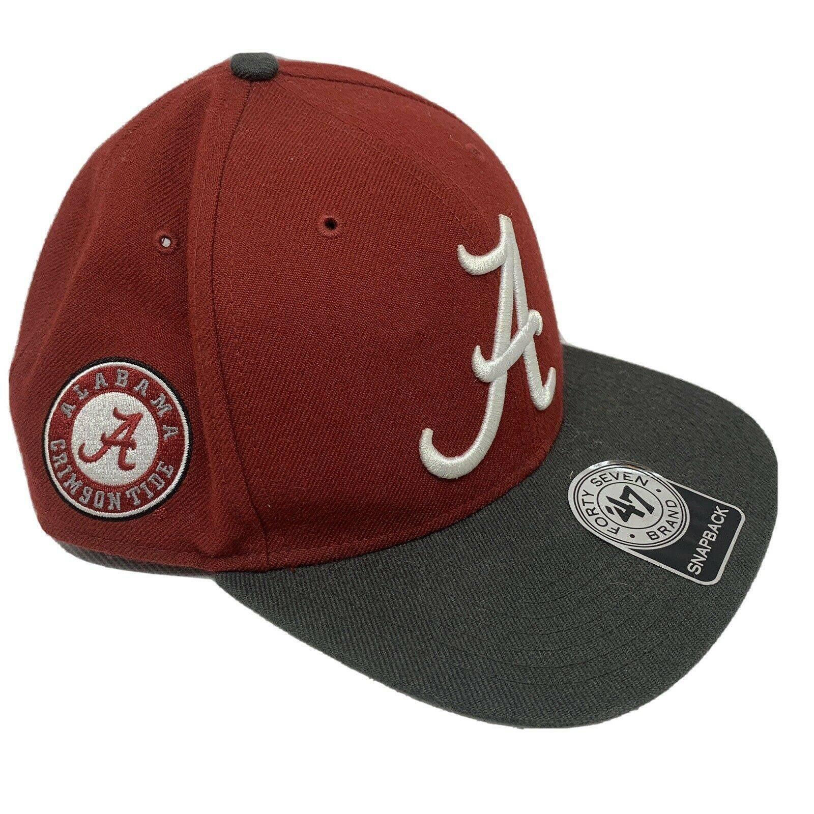 University of Alabama 47 Snapback Hat