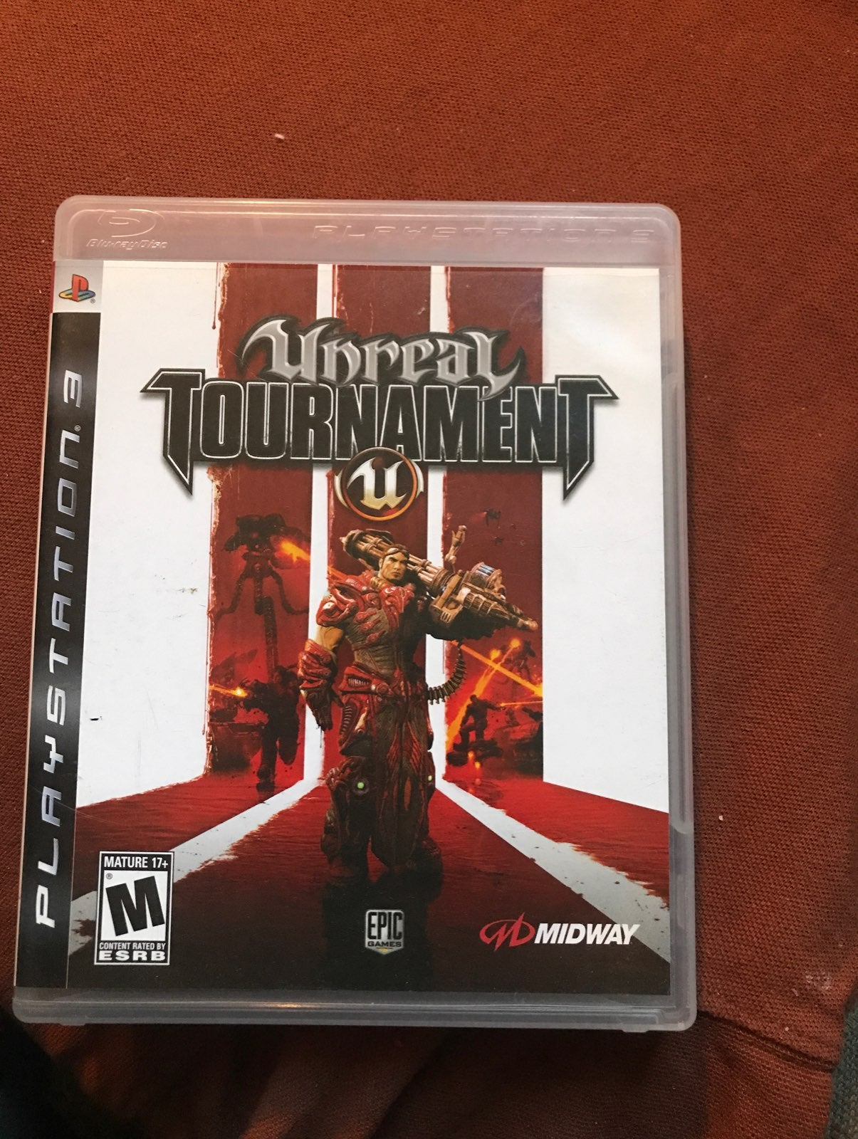Unreal Tournament for Ps3