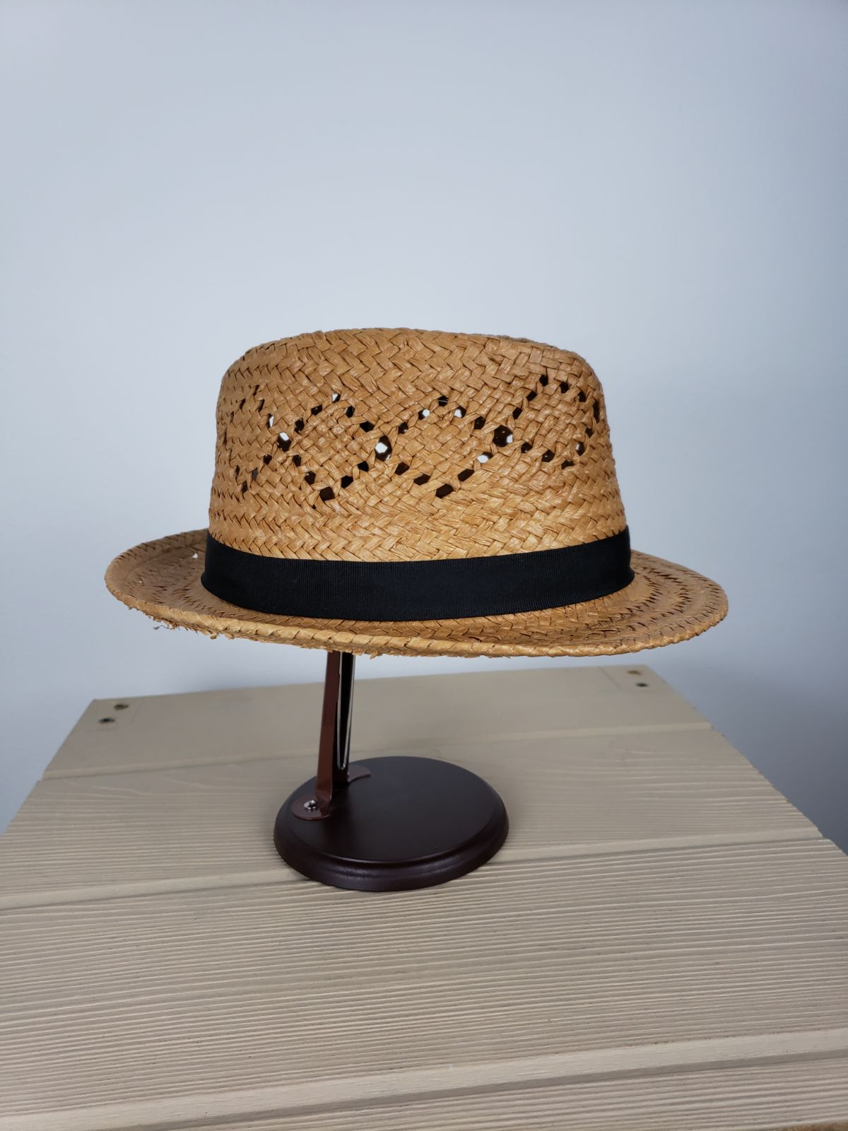 Dockers Men's Straw Hat