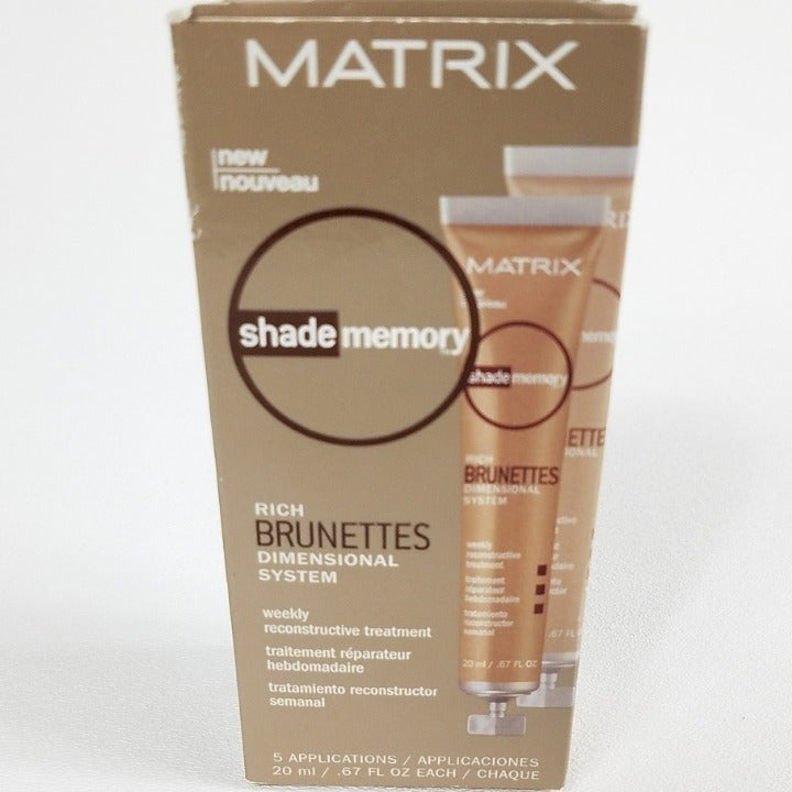 Matrix Shade Memory Reconstructive Treat