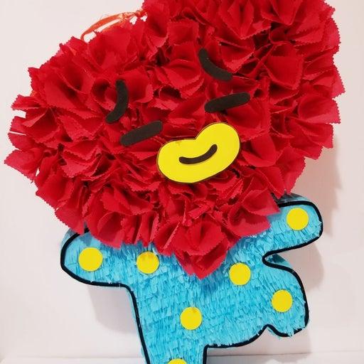 Handmade Tata BTS Piñata