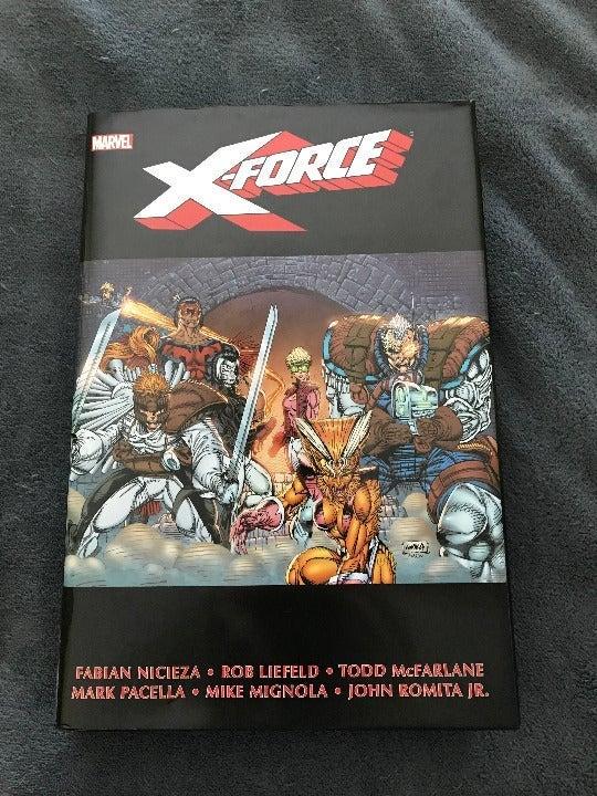 X-Force Omnibus