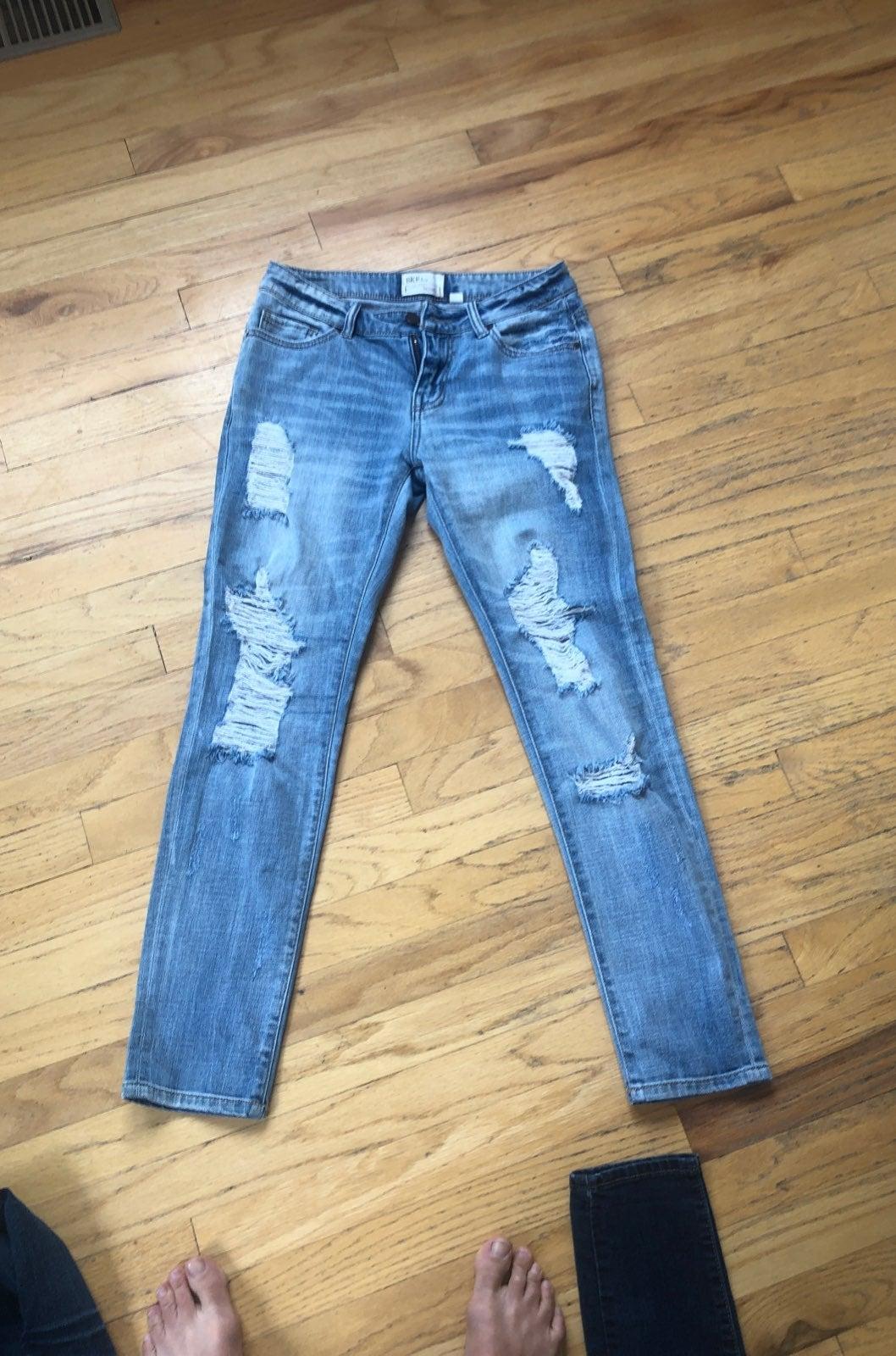 BKE denim Boyfriend Stella Jeans