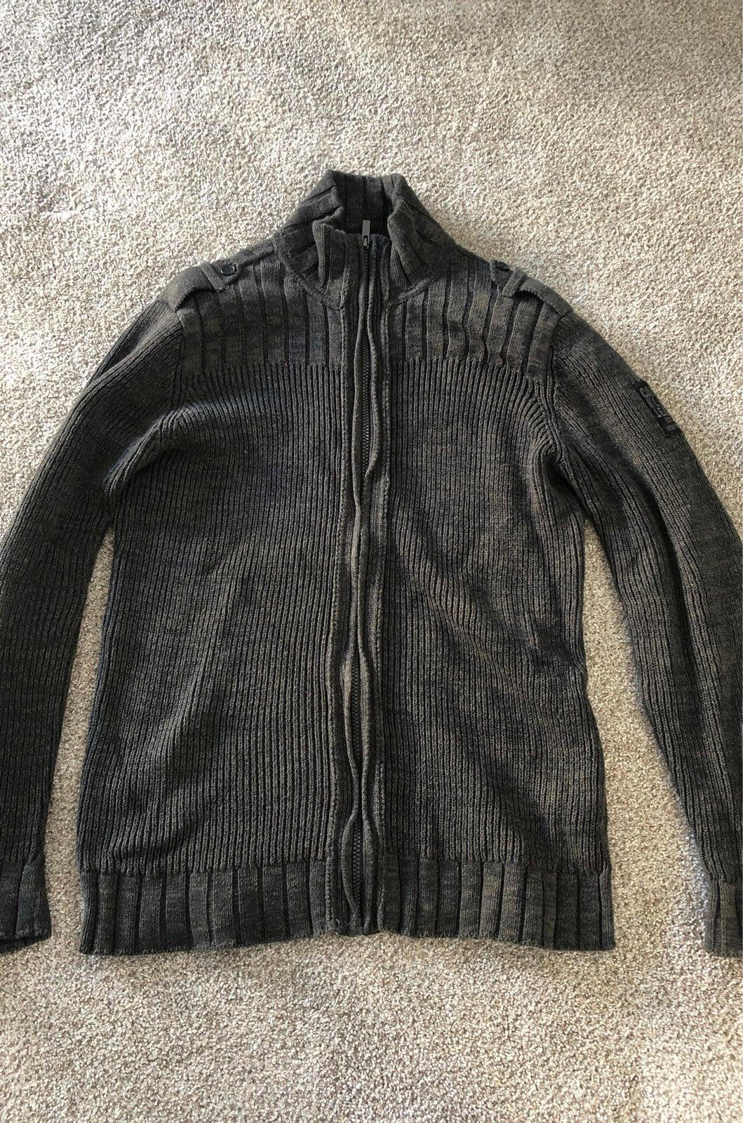 Grey Calvin Klein Medium Sweater