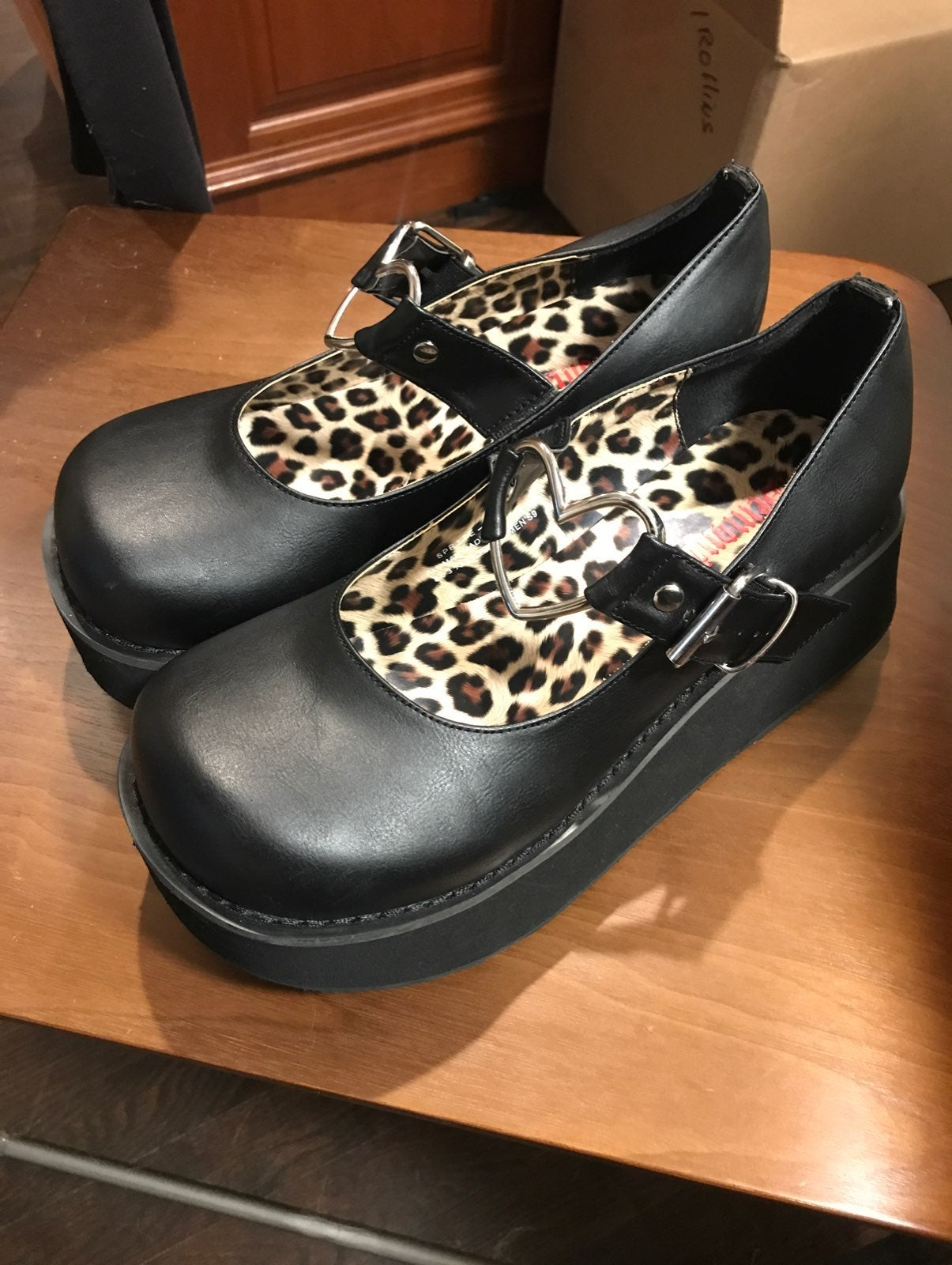 Demonia Mary Jane Shoes | Mercari