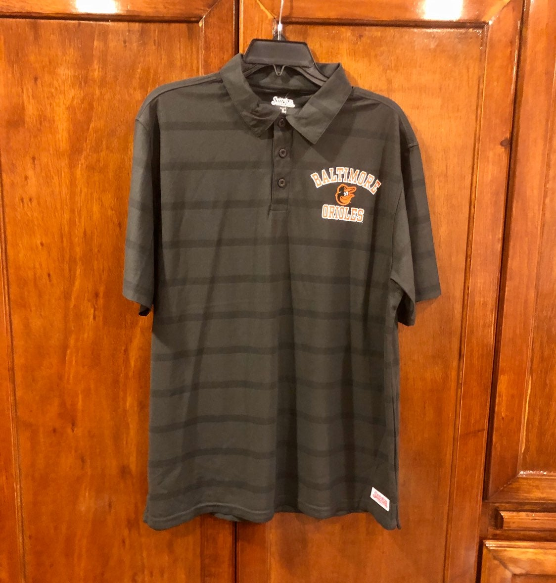 Stitches Baltimore Orioles Polo