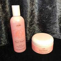 Jafra Royal Almond Body Cream & Oil