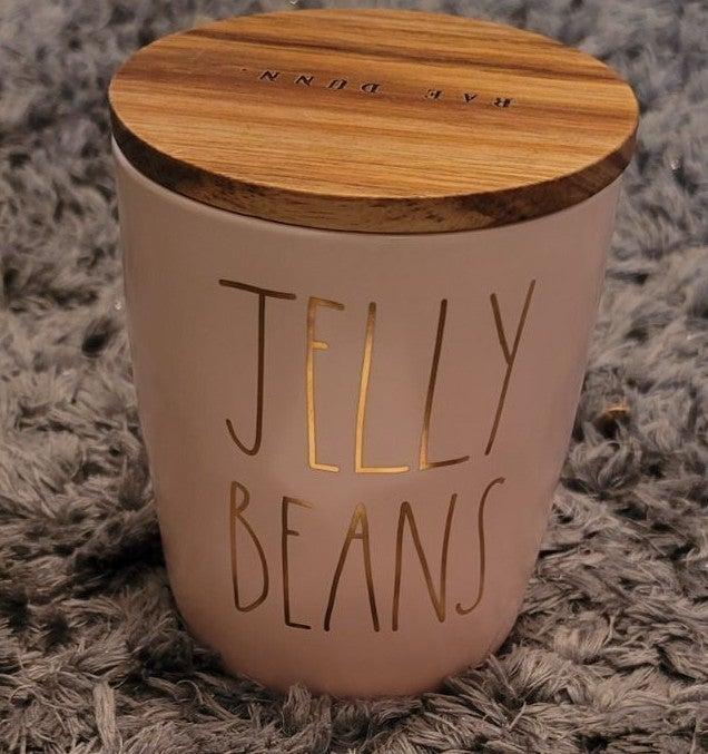 Rae Dunn Jelly Beans Cellar