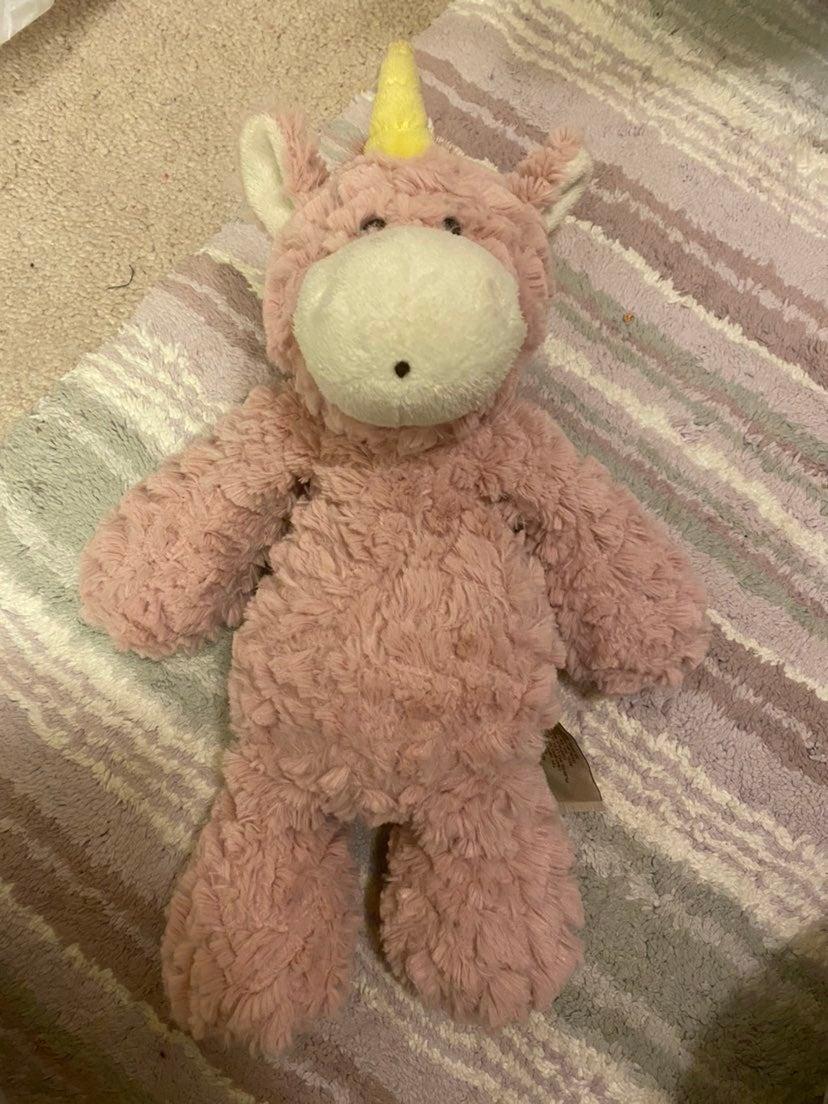 Demdaco Pink Unicorn