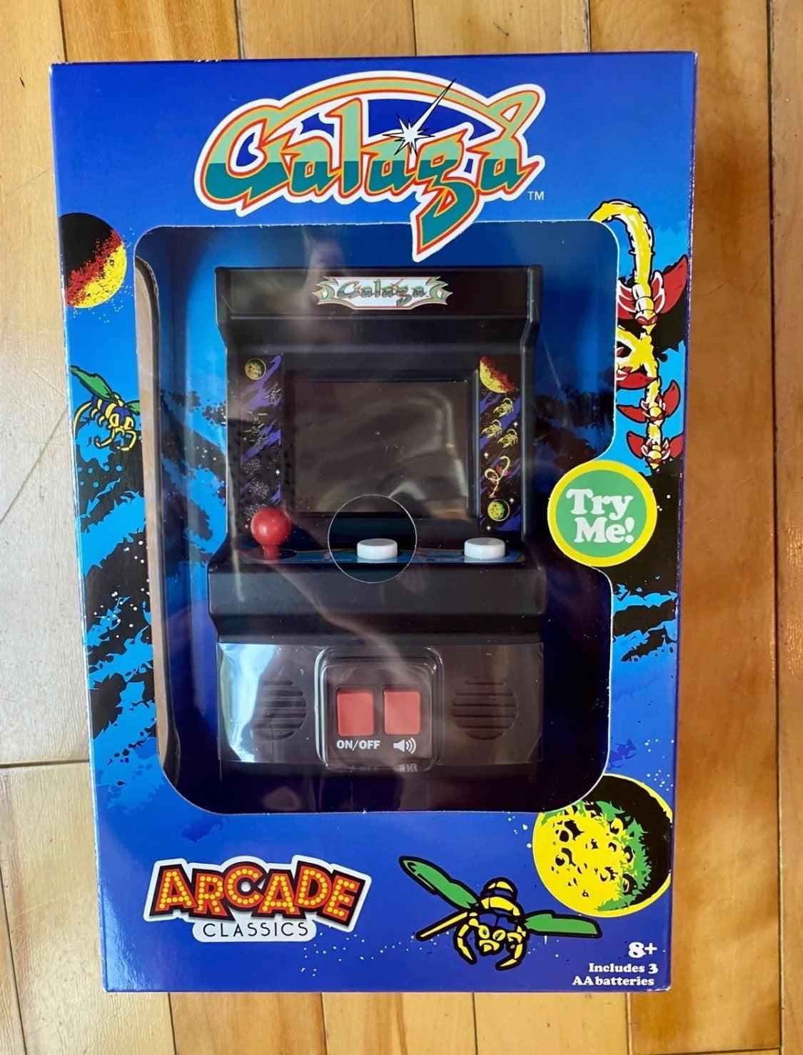 Galaga classic arcade game