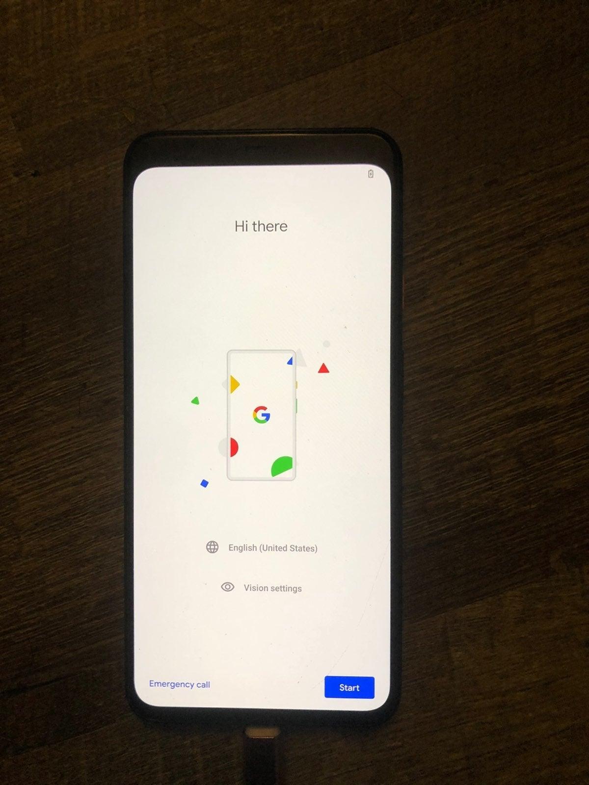 Google Pixel 4XL (Unlocked)