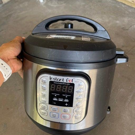 InstantPot Pressure Cooker