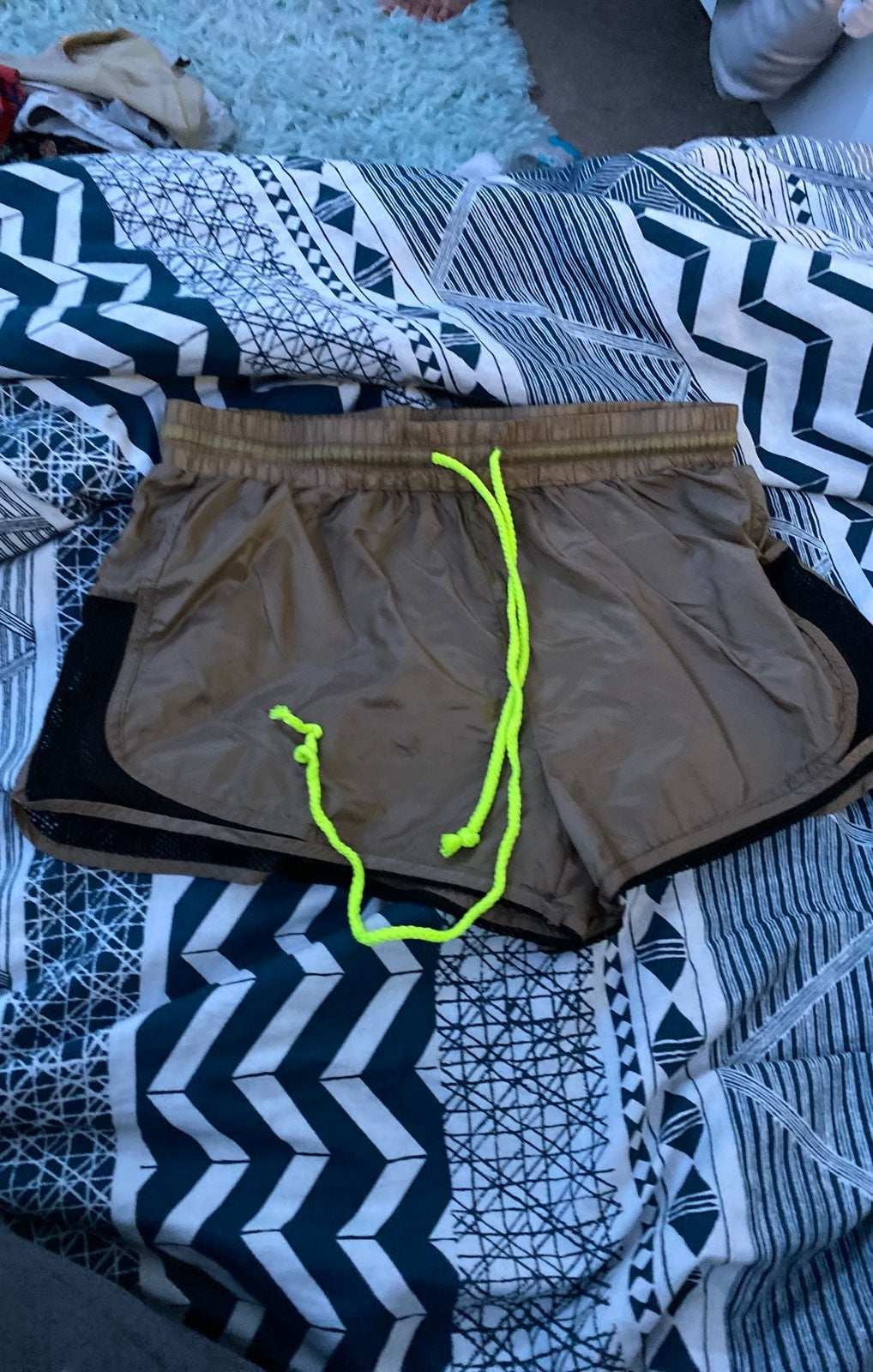 Cover up shorts