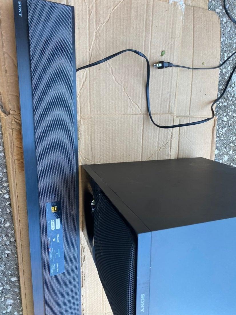 Sony HT-CT800 4K HDR Sound Bar