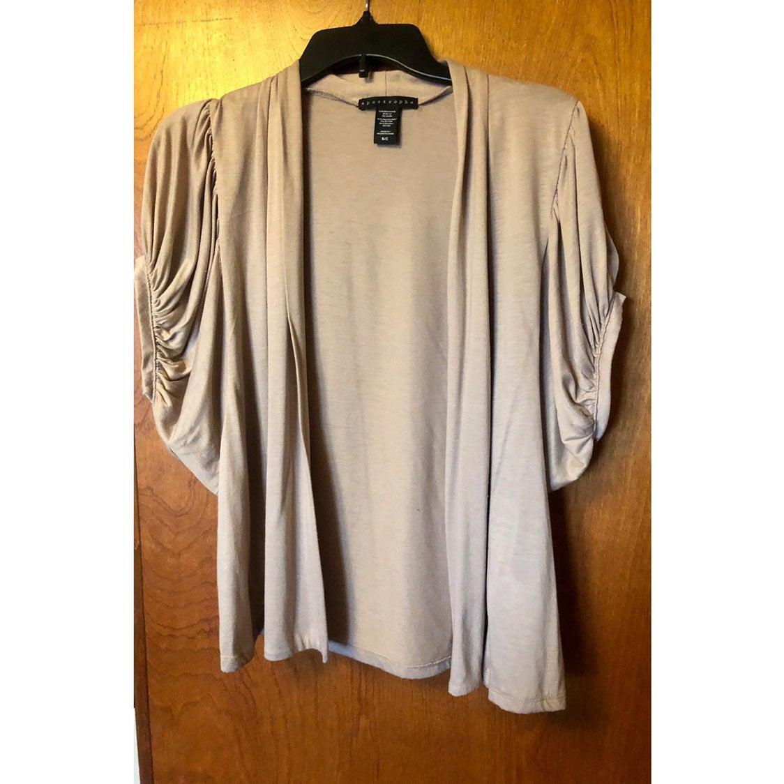 Apostrophe Beige Lightweight Sweater