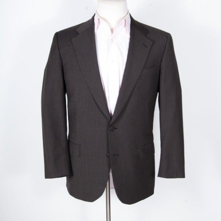 Belvest Super 100s Suit w/ Working Cuffs