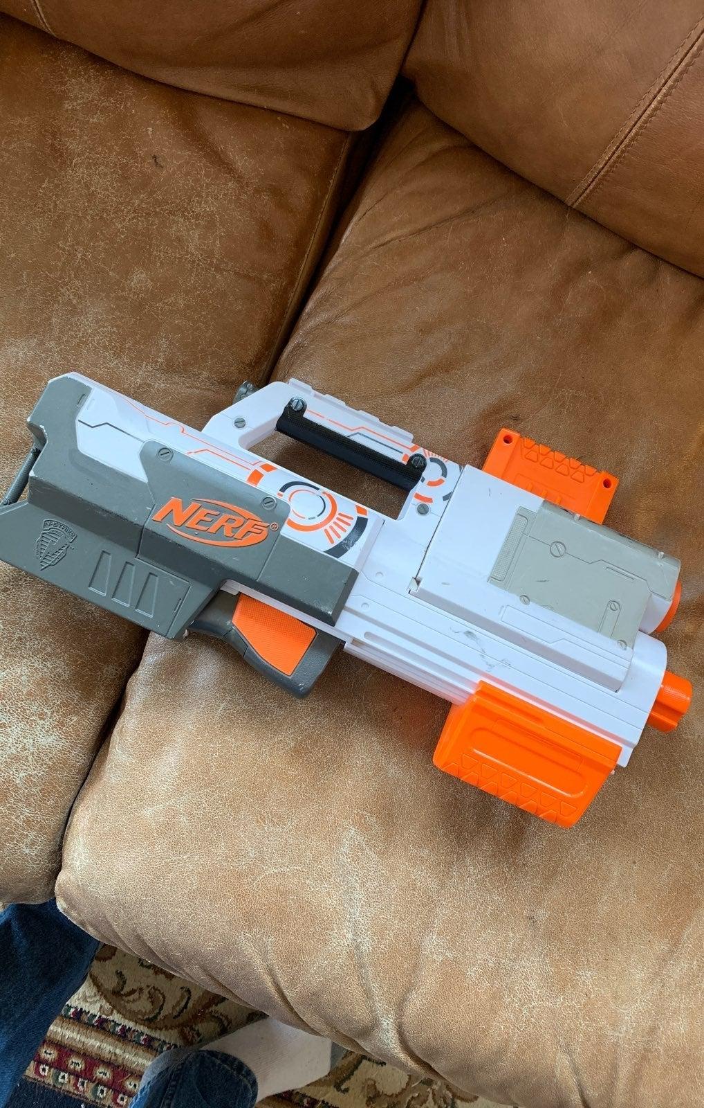 Whiteout Deploy Rare blaster