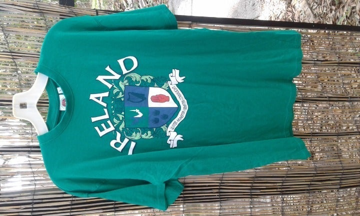 T-Shirt Traditional Craftwear Size Large