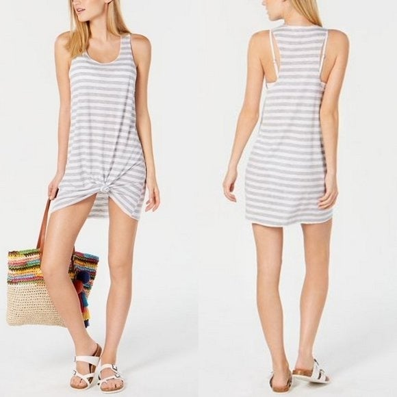 Miken Knot Front Cover Up Racerback