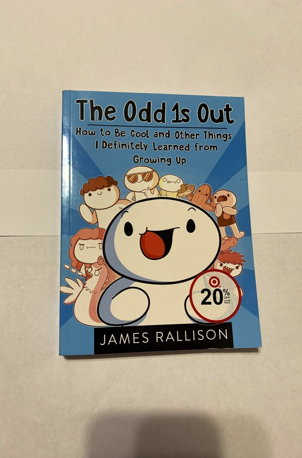 The Odd 1s Out Book 1