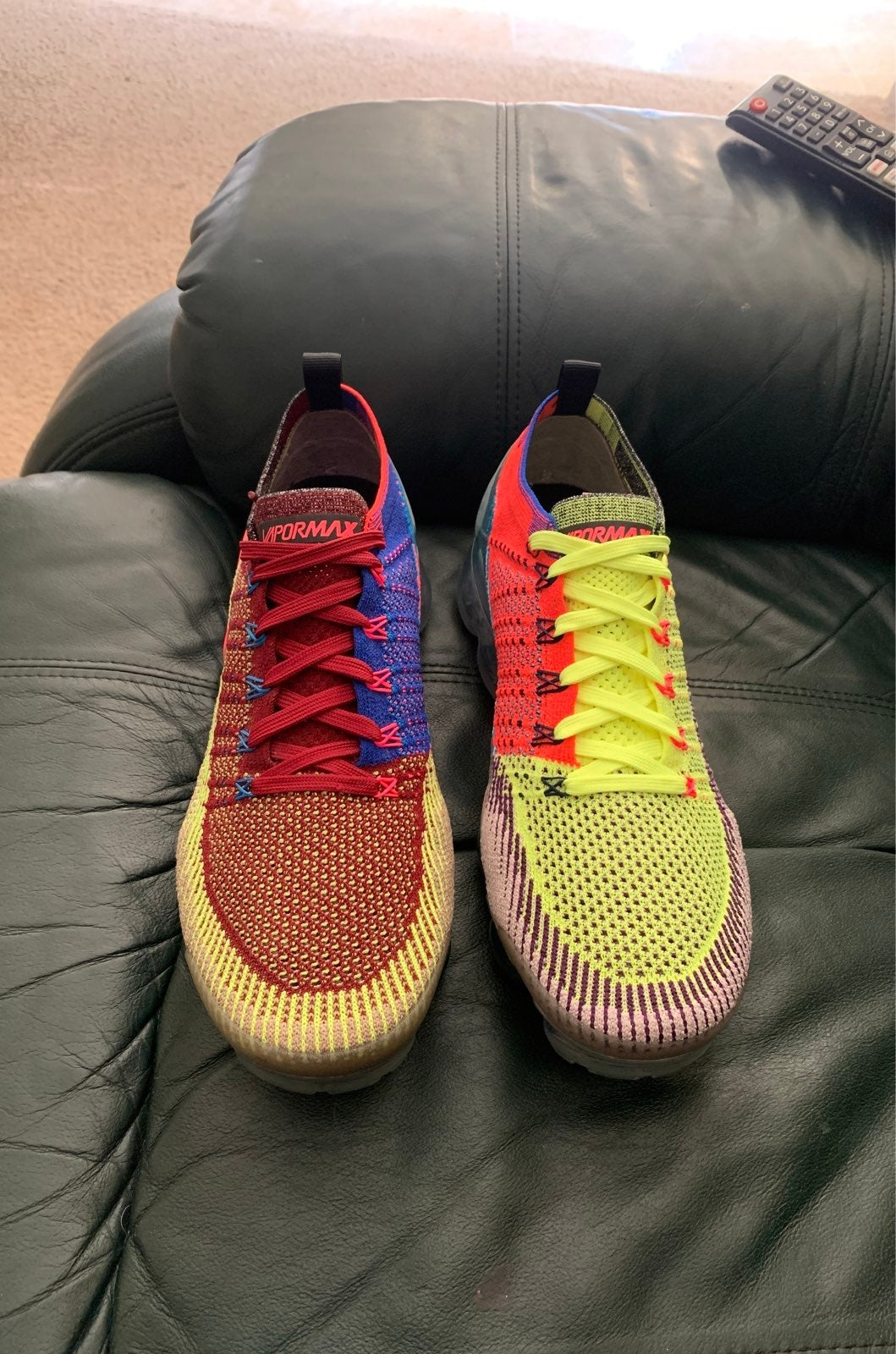 Nike vapormax flyknit 2 random yarn size