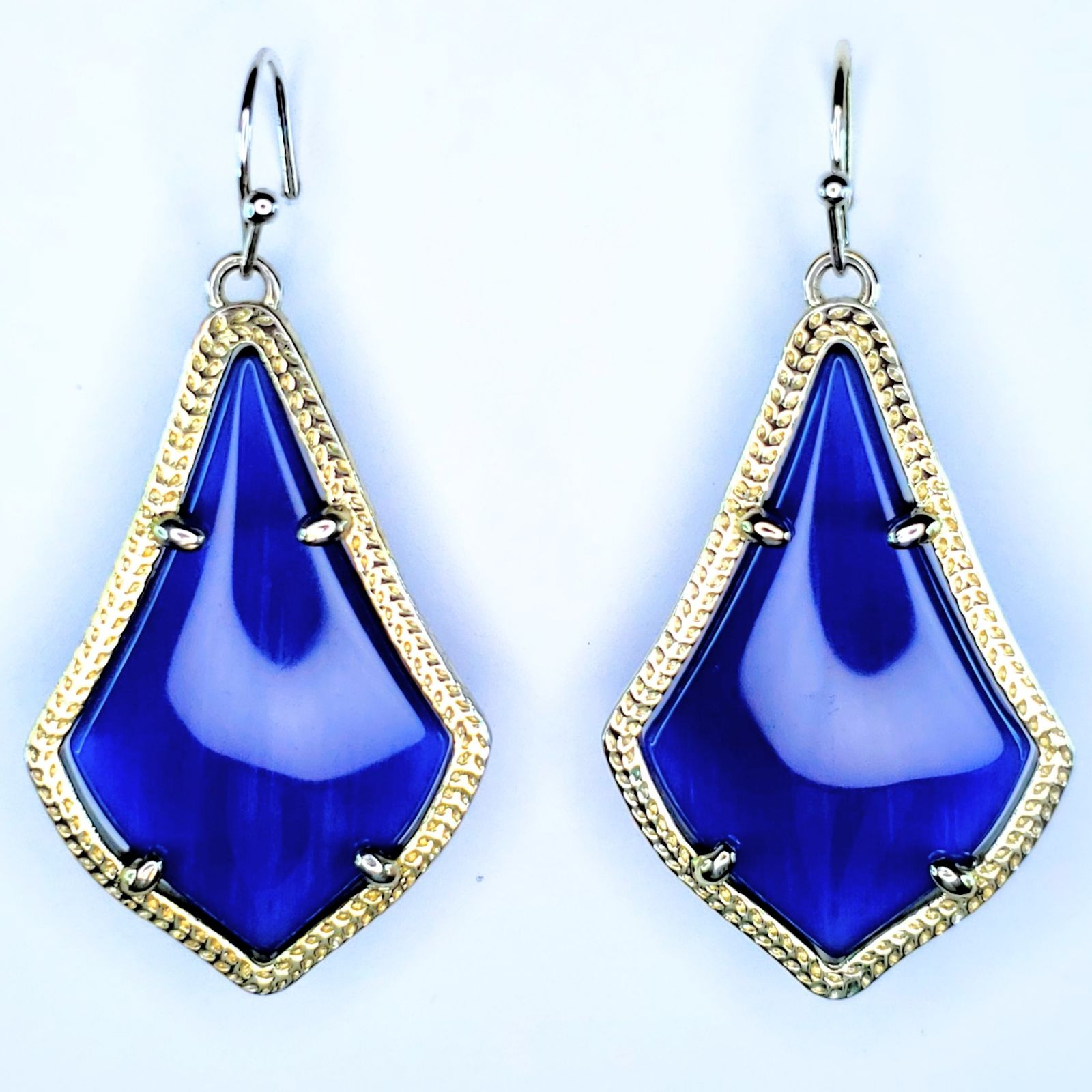 Kendra Scott Cobalt Cat Eye Alexandria
